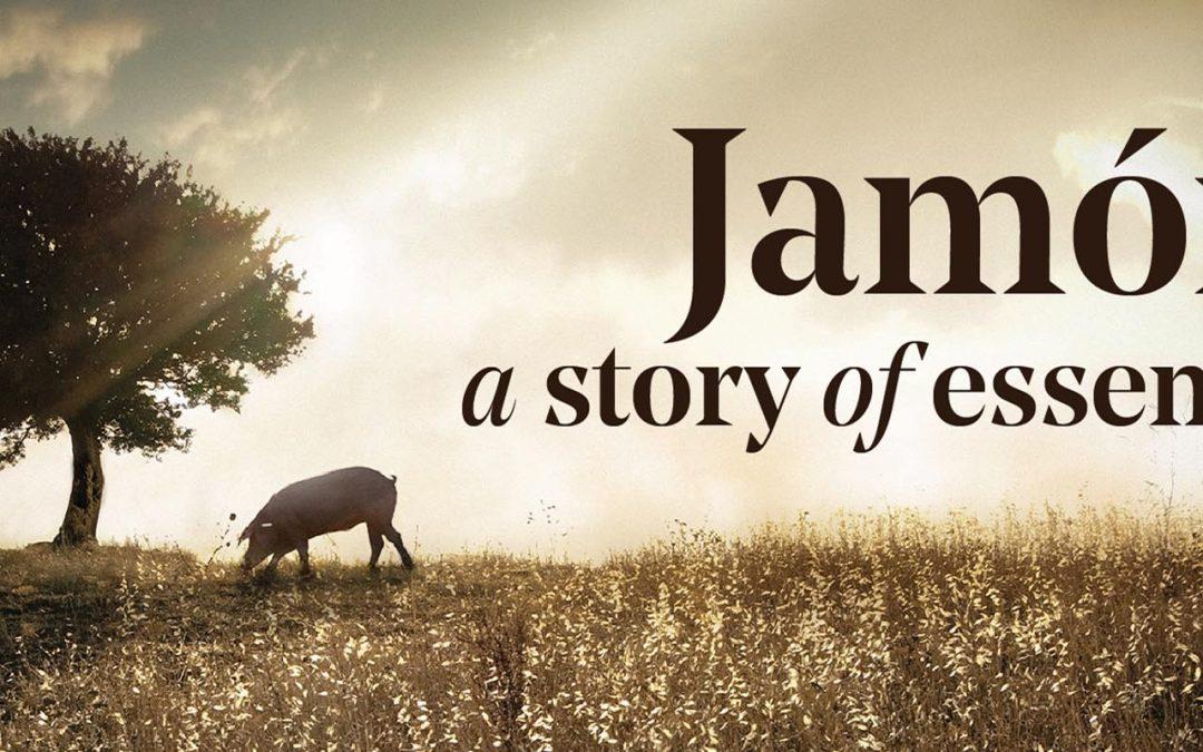 Jamón a story of essence